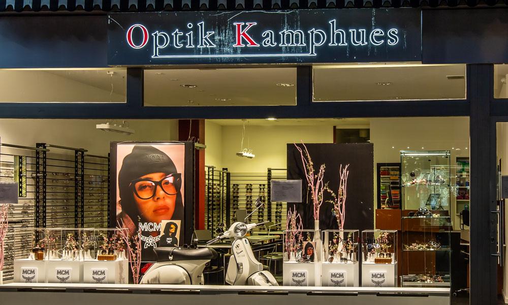 Willkommen bei Kamphues in der Hermannstraße